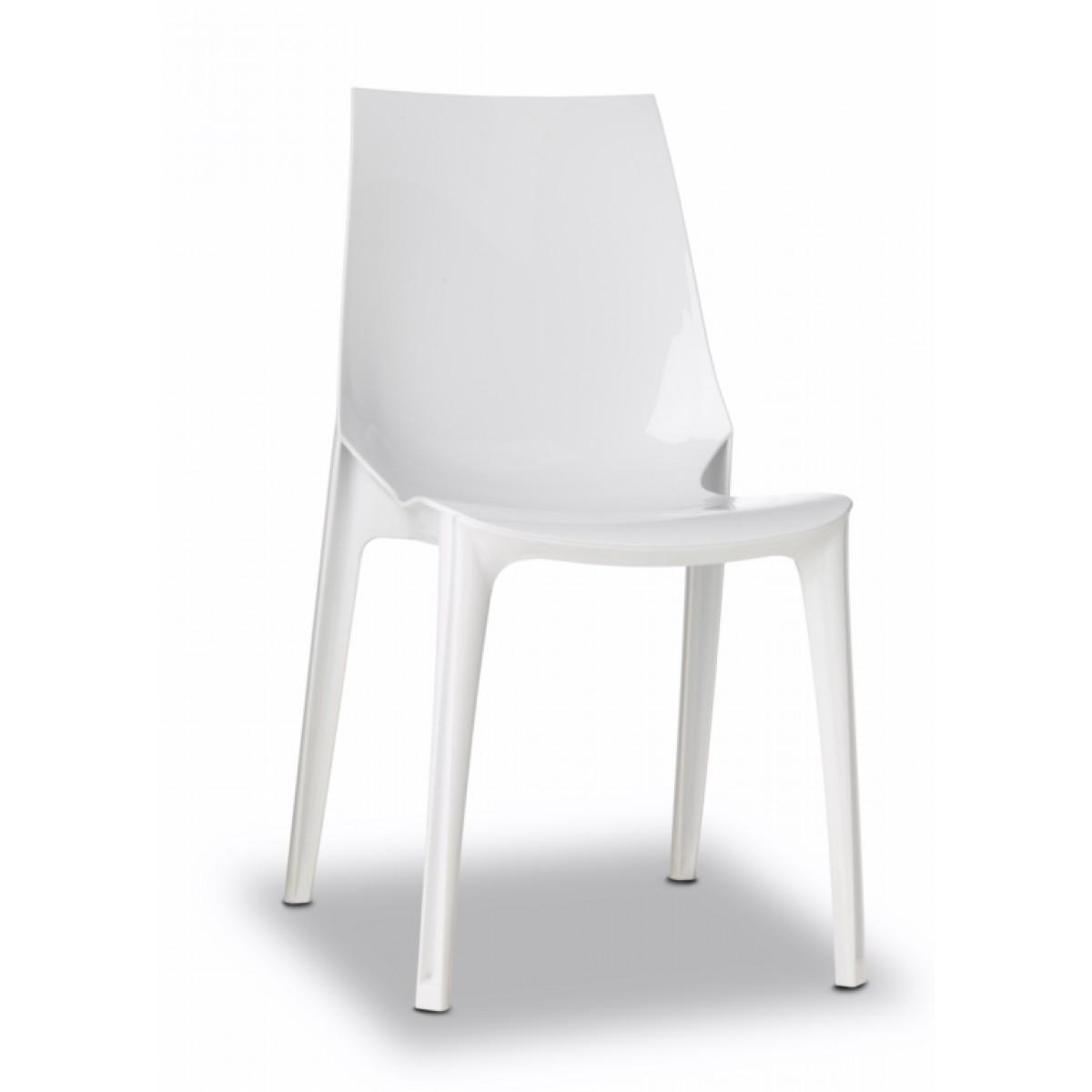 stuhl wei kunststoff m belideen. Black Bedroom Furniture Sets. Home Design Ideas