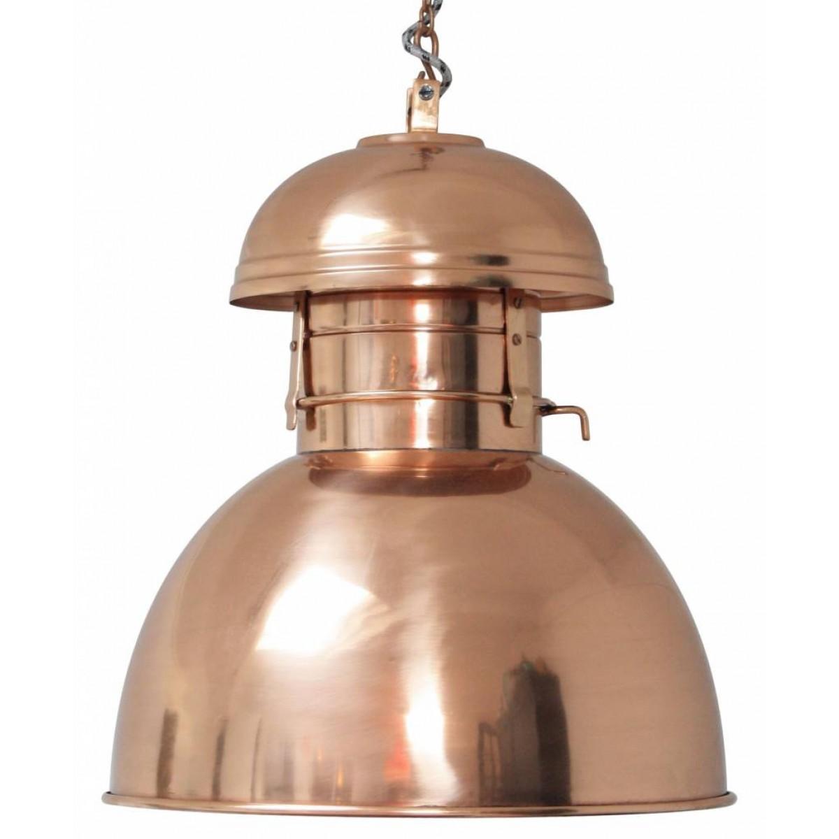 Bezaubernd Lampe Industriedesign Sammlung Von Hängeleuchte Fabrikart, Pendelleuchte Kupfer, Triedesign, Ø 42
