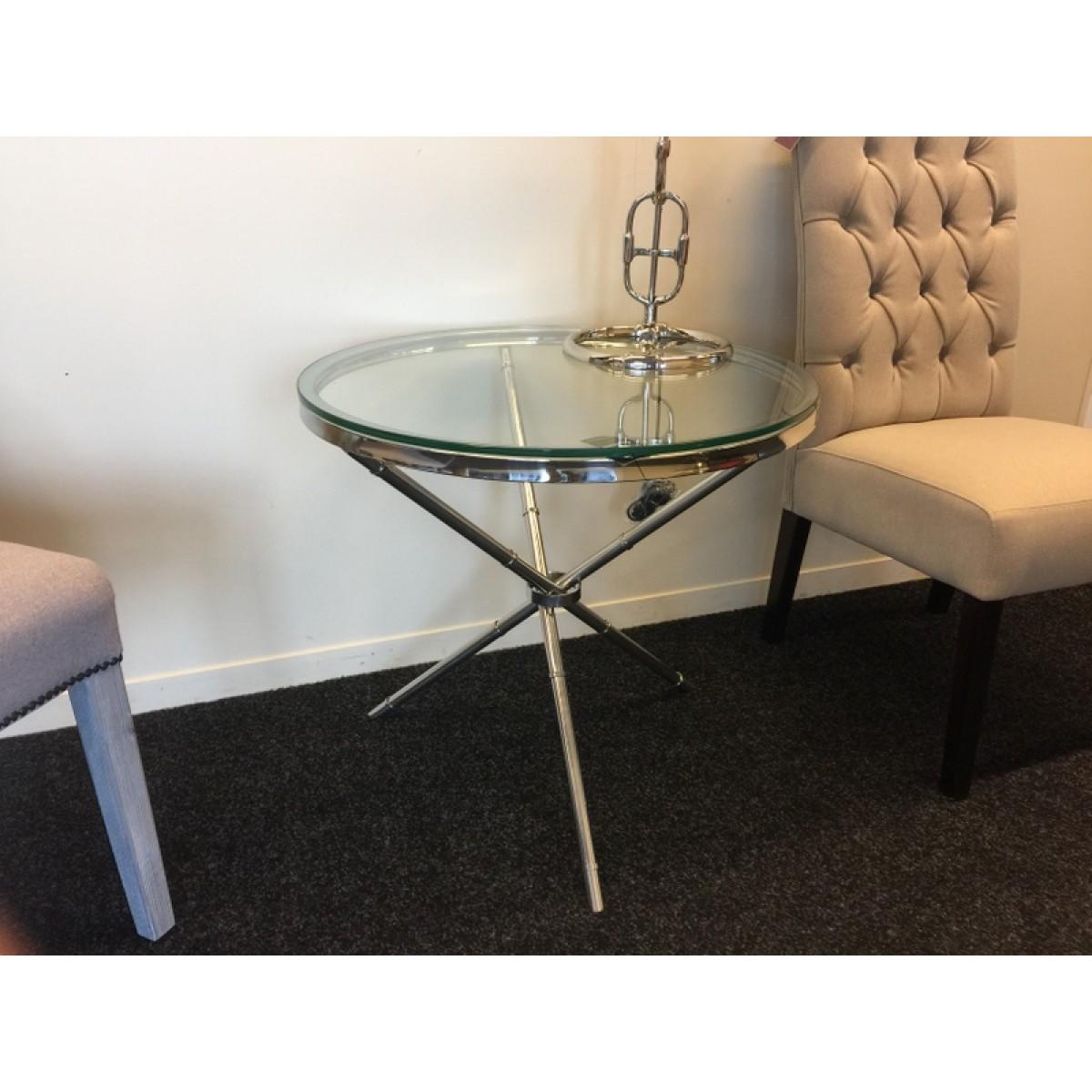 Esstisch Coavas Rund Küchentisch Modern Büro: Tisch Rund Silber