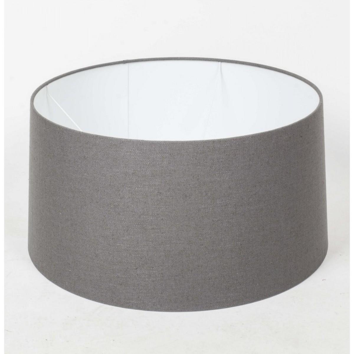 lampenschirm grau f r eine stehleuchte tischleuchte 60 cm. Black Bedroom Furniture Sets. Home Design Ideas