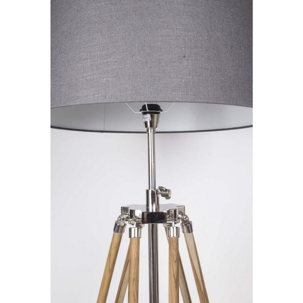 Stehleuchte hhenverstellbar im landhausstil dreibein stehlampe mehr ansichten parisarafo Choice Image