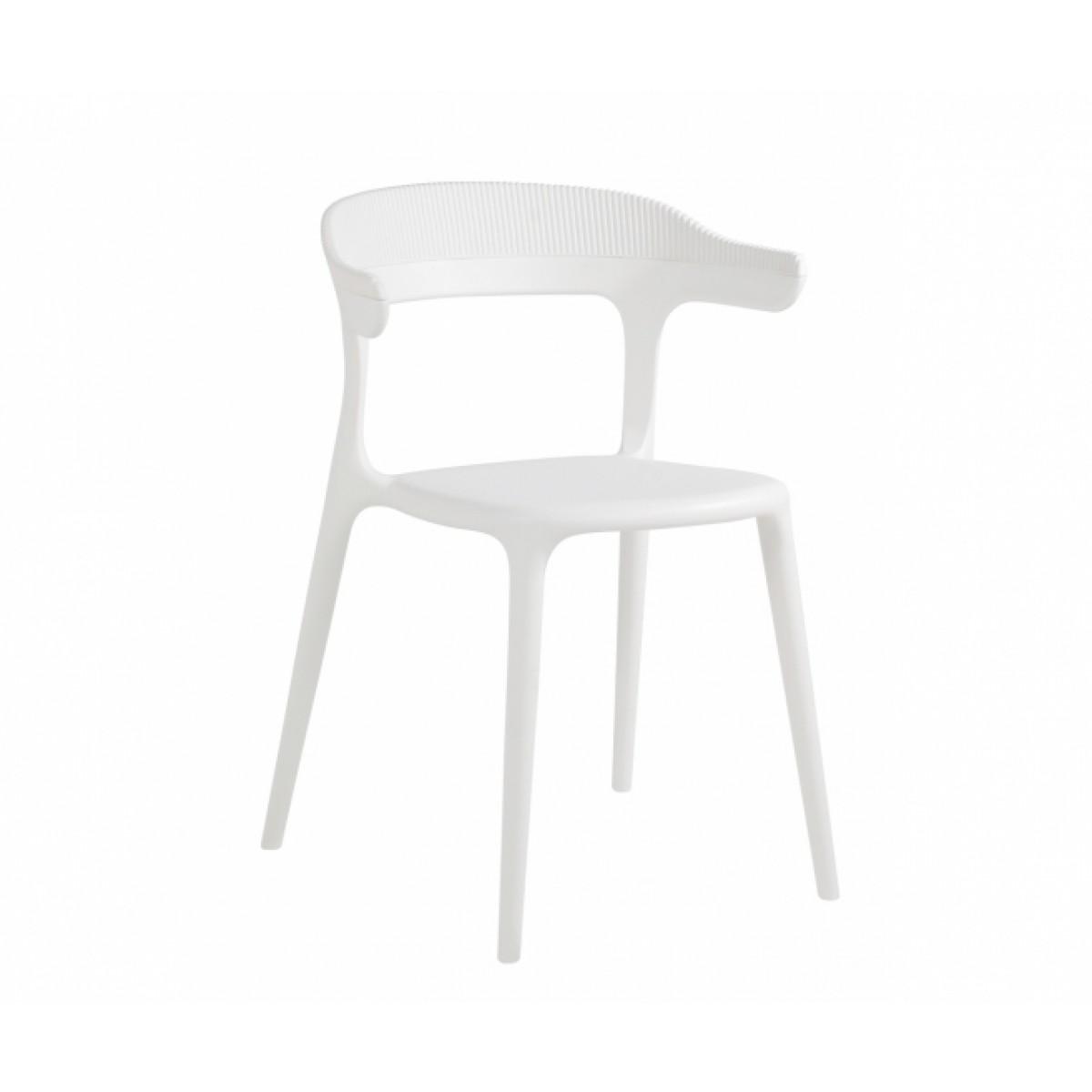 gartenstuhl wei stapelbar stuhl wei kunststoff. Black Bedroom Furniture Sets. Home Design Ideas