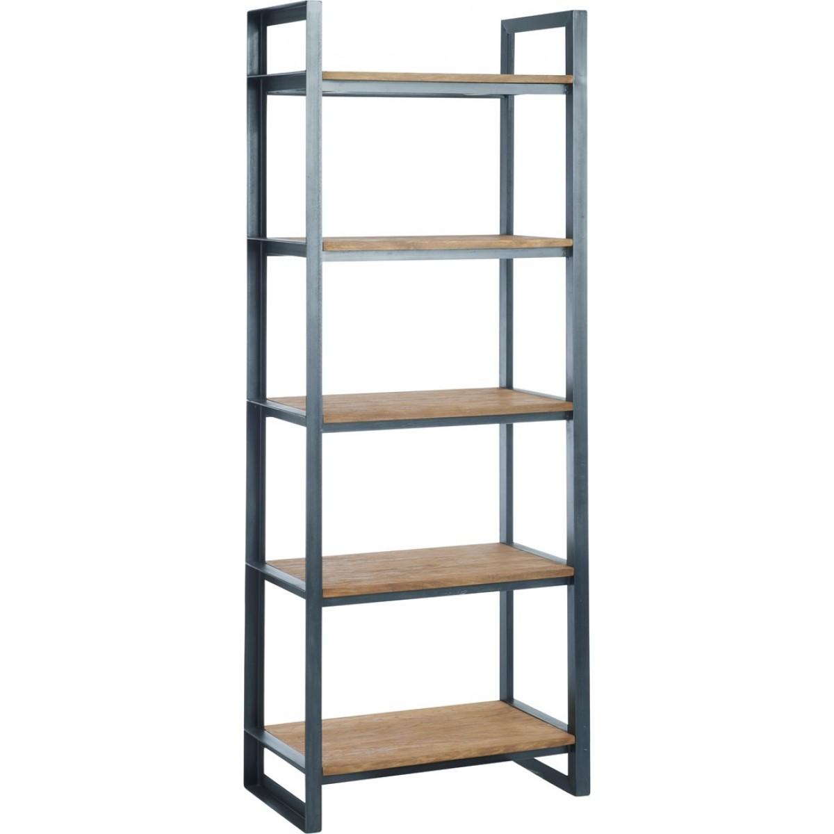 regal holz metall regal holz metall jaso holz metall. Black Bedroom Furniture Sets. Home Design Ideas