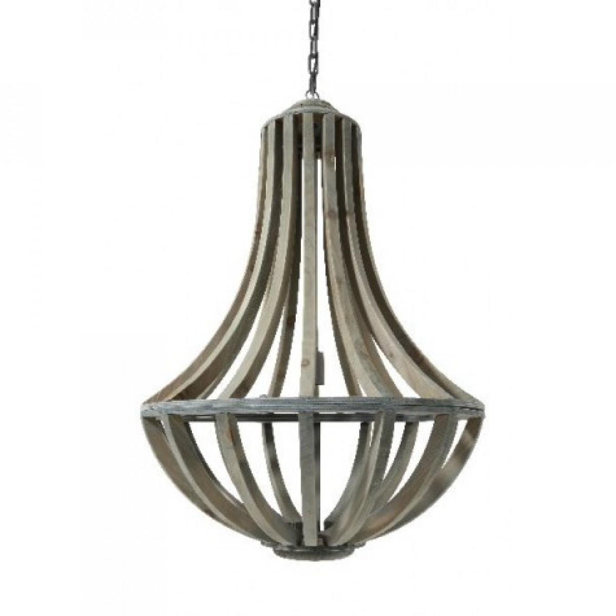 Hängeleuchte Holz pendelleuchte grau holz hängeleuchte grau hängele grau ø 61 cm