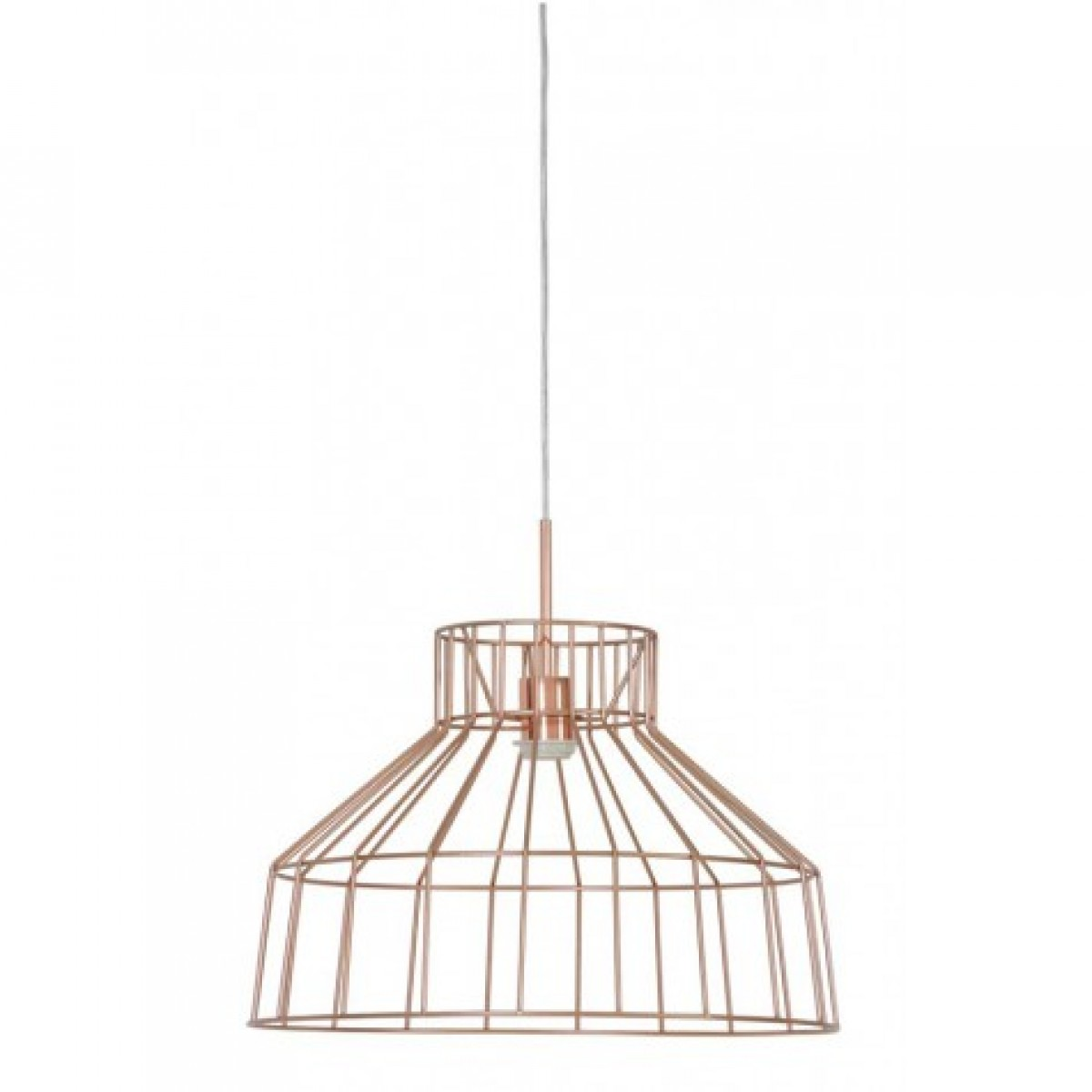 pendelleuchte kupfer metall pendellampe draht metall h ngeleuchte metall kupfer 47 cm. Black Bedroom Furniture Sets. Home Design Ideas