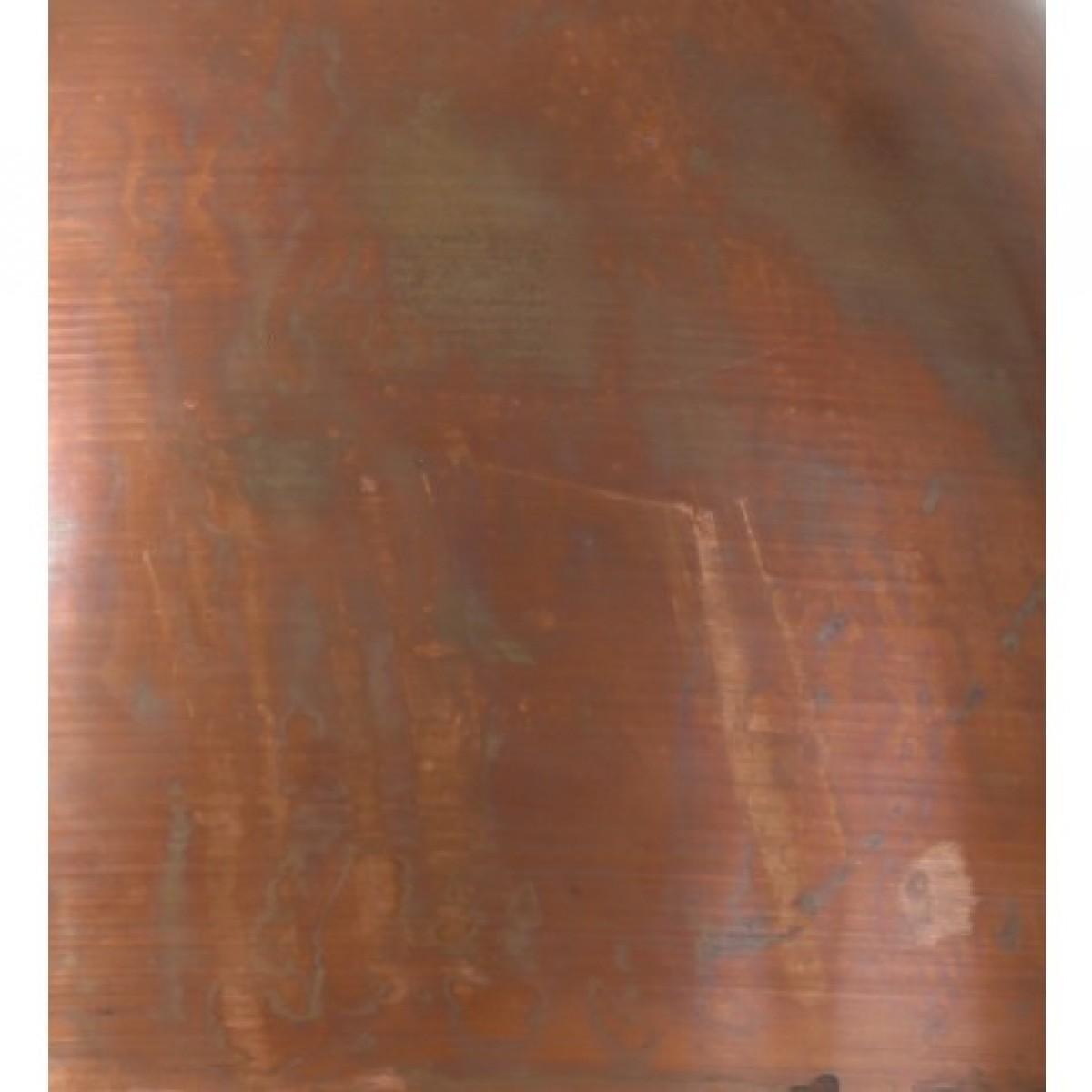 Kupfer Farbe moderne pendelleuchte farbe kupfer ø 30 cm