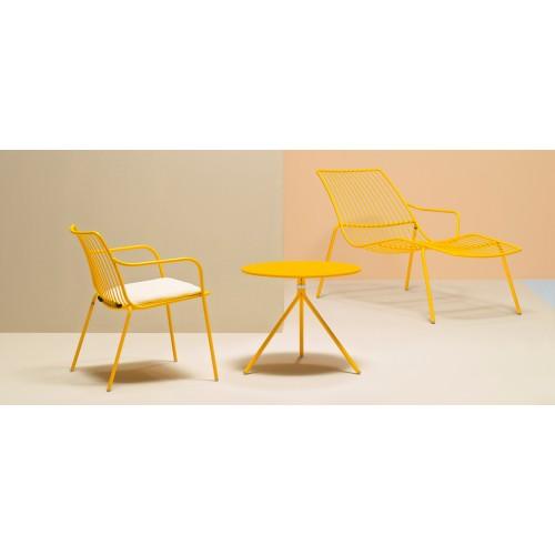 stuhl gelb metall stapelbar gartenstuhl gelb metall. Black Bedroom Furniture Sets. Home Design Ideas