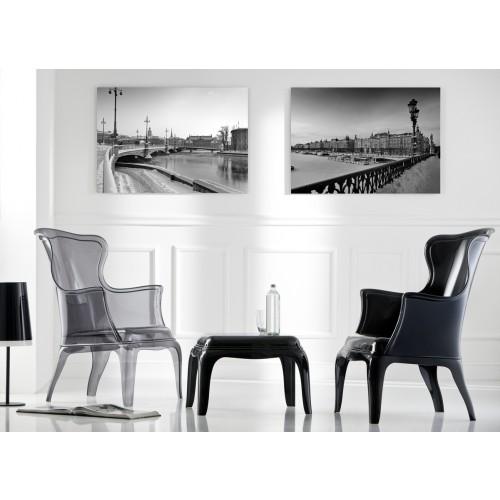 Hocker modern schwarz  Beistelltisch schwarz Kunststoff, Hocker modern, Couchtisch schwarz