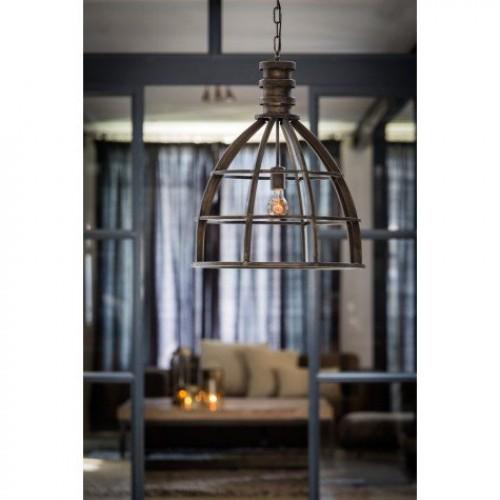pendelleuchte schwarz metall h ngeleuchte metall schwarz h ngelampe schwarz 50 cm. Black Bedroom Furniture Sets. Home Design Ideas