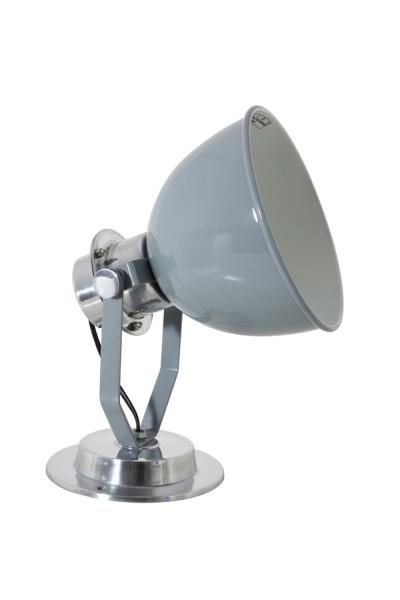 Wandleuchte rund, Farbe Grau , Ø 20 cm