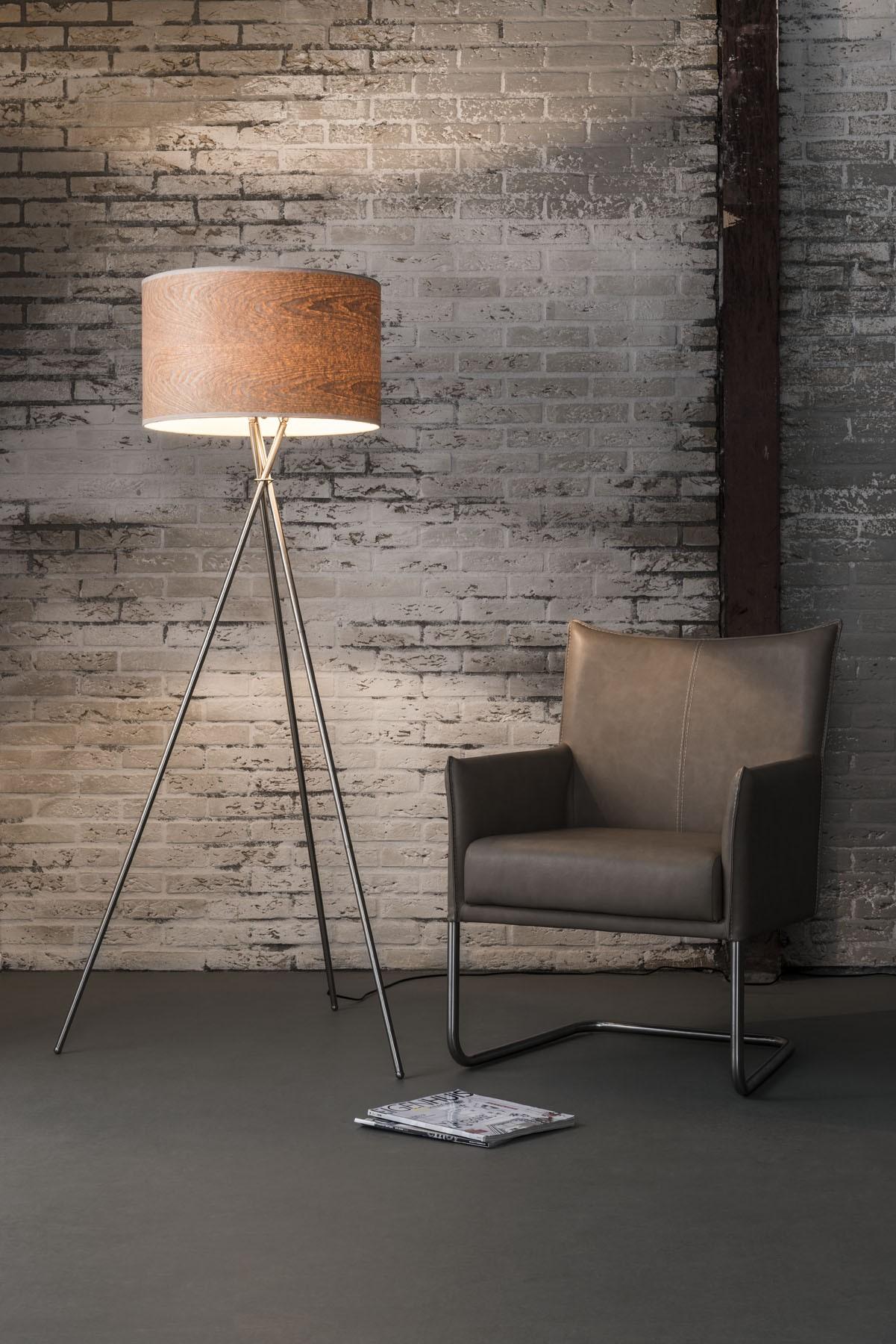 stehlampe lampenschirm rund stehleuchte mit lampenschirm rund. Black Bedroom Furniture Sets. Home Design Ideas