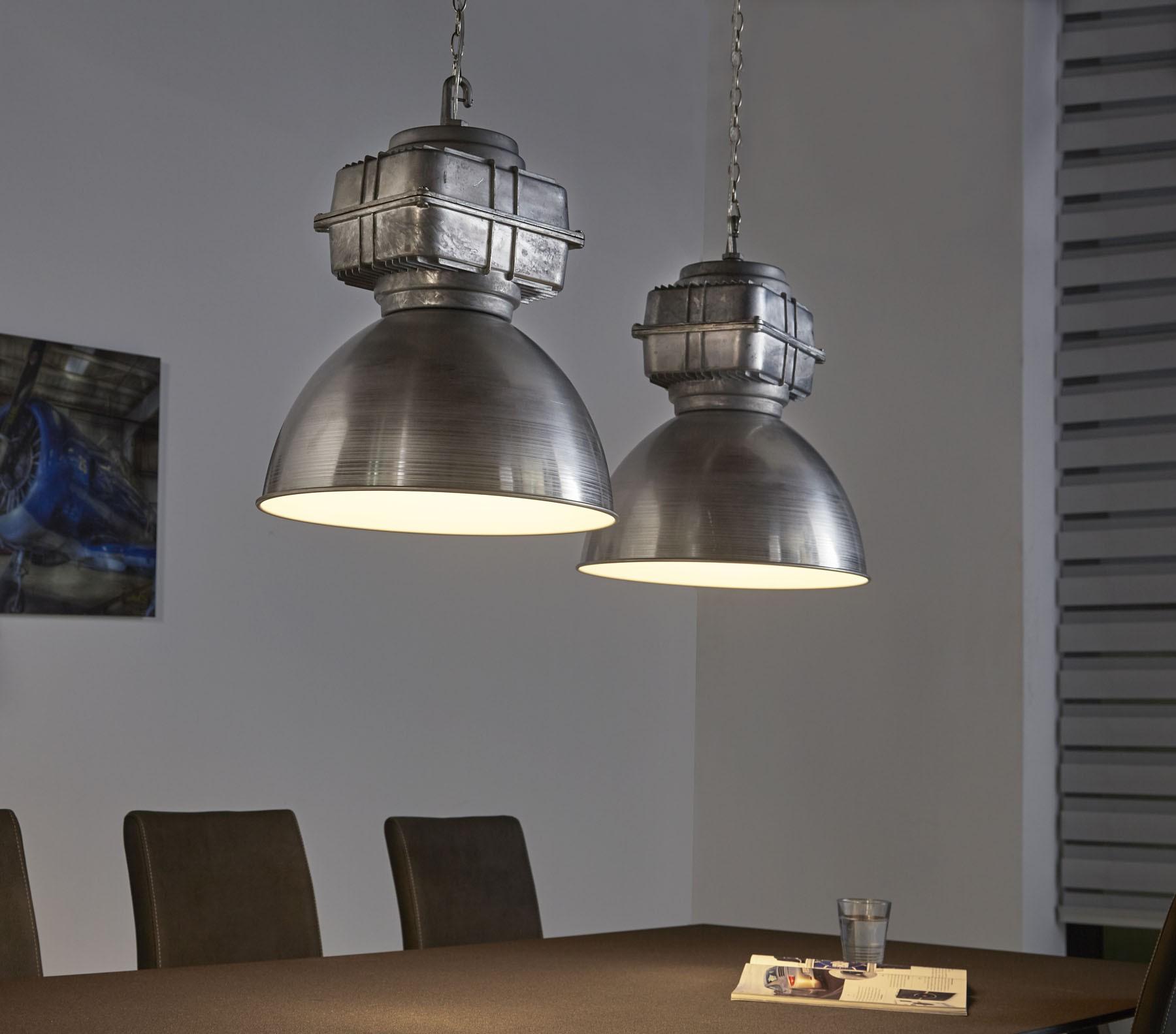 pendellampe metall industriedesign h ngelampe metall breite 110 cm. Black Bedroom Furniture Sets. Home Design Ideas
