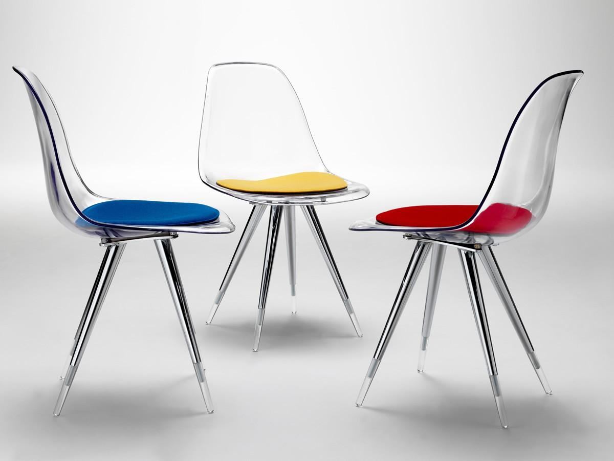Design stuhl ohne armlehne for Design stuhl bequem