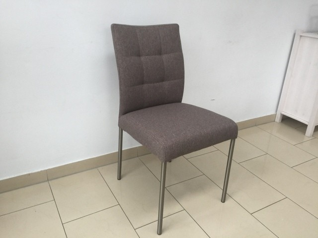 Stuhl taupe, Esszimmerstuhl taupe
