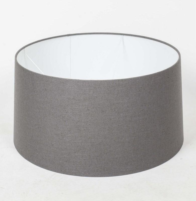 Lampenschirm grau für eine Stehleuchte / Tischleuchte  Ø 60 cm