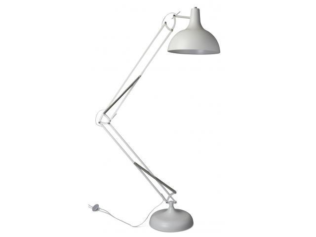 Stehlampe weiß, Stehleuchte weiß