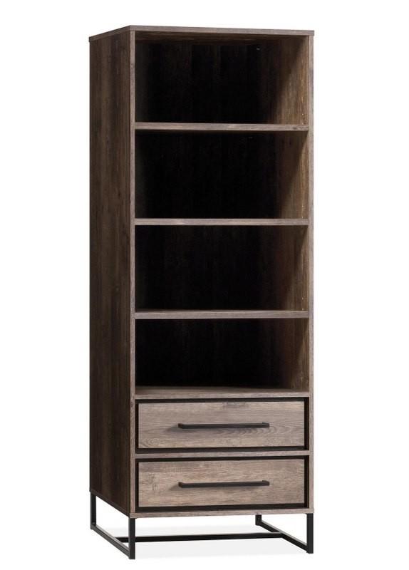 Bücherschrank Metall Industriedesign,  Schrank Industriedesign, Breite 70 cm