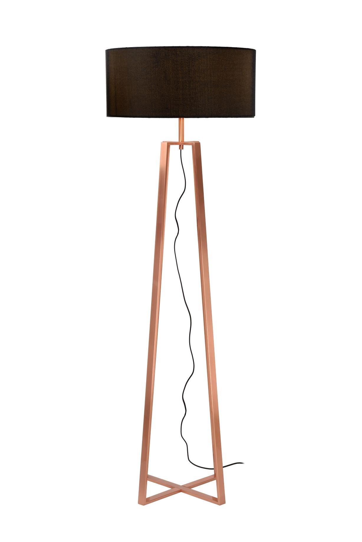 Ansprechend Stehlampe Kupfer Dekoration Von