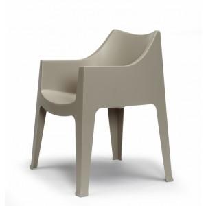 Design Sessel aus Kunststoff, Outdoor