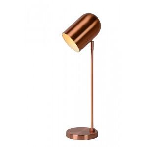 Tischlampe Kupfer, Durchmesser 11 cm