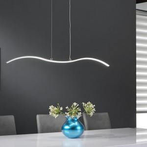 LED Hängelampe, LED Pendelleuchten, Breite 90 cm