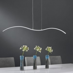 LED Hängelampe, LED Pendelleuchten, Breite 120 cm