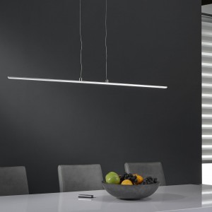 LED Hängelampe, LED Pendelleuchten, Breite 100 cm
