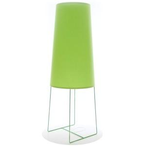 XXL Stehleuchte grün, moderne Stehlampe grün, Stehlampe grün