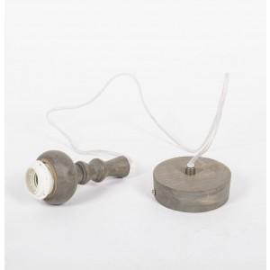Lampen Aufhängung, Stoffkabel, Textilkabel für Hängelampe, Lampenkabel