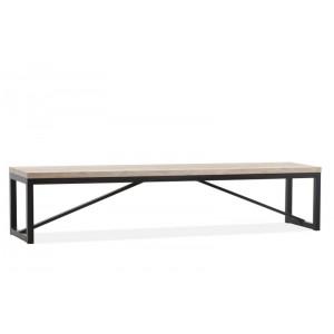 Couchtisch Metall Industriedesign,  Tisch Industriedesign, Breite 135 cm
